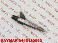 BOSCH Common rail fuel injector 0445120092 for IVECO, CASE IH, FIAT, NEW HOLLAND 504194432