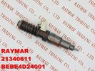 DELPHI Genuine electric unit injector BEBE4D24001 for VOLVO MD13 21340611, 21371672, 85003263, RVI 7421340611