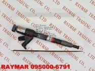 DENSO Genuine common rail injector 095000-6790, 095000-6791, 095000-5950 for SDEC Truck SC9DK D28-001-801, D28-001-801+C