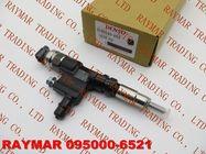 DENSO Genuine common rail fuel injector 095000-6520, 095000-6521 for HINO N04C 23670-E0090, 23670-E0091