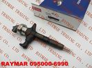 DENSO Genuine common rail injector 095000-6990, 095000-6991, 095000-6992, 095000-6993 for ISUZU 4JJ1 8980116055