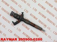 DENSO Genuine piezo fuel injector 295900-0280, 295900-0210, for TOYOTA Hilux Euro V 23670-30450, 23670-39455