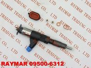 DENSO Common rail injector 095000-6310, 095000-6311, 095000-6312 for JOHN DEERE 4045 RE530362, RE546784, RE531209