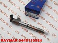 BOSCH Genuine common rail injector 0445110583, 0445110584 for KIA D4HB EURO 6 33800-2F610