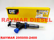 DENSO Genuine common rail fuel injector 295050-2400 for CAT C7.1 433-6862, 4336862