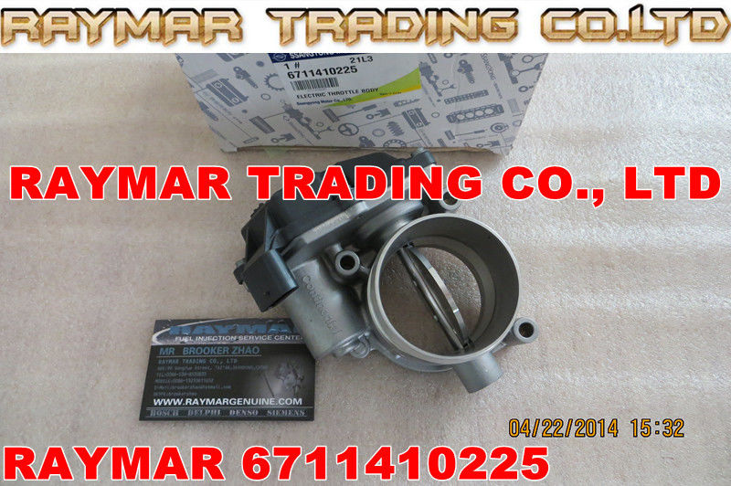 SSANGYONG ELECTRIC THROTTLE BODY 6711410225, A6711410225