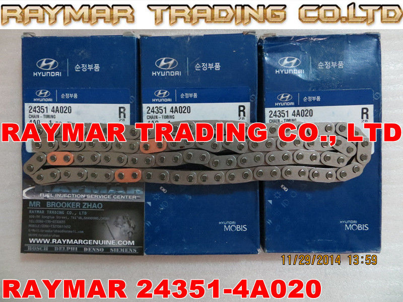HYUNDAI Timing chain 24351-4A020