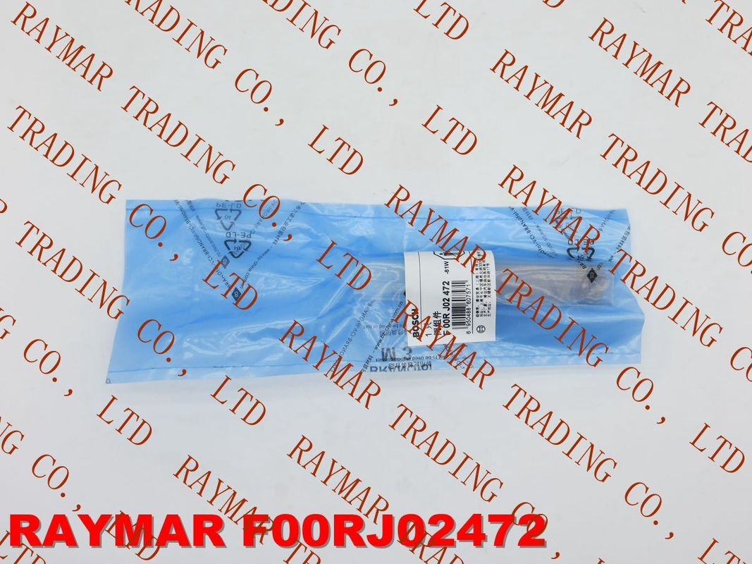 BOSCH Common rail injector valve F00RJ02472 for 0445120182, 0445120183, 0445120289