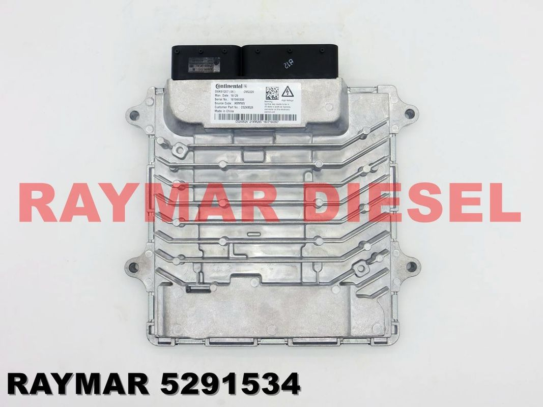 Continental genuine engine control module, ECM 5WK91207, CM2220 for Cummins ISF3.8 5291534, 5293526, C5291534, C5293526
