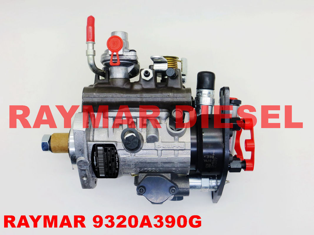 DELPHI Genuine DP210 diesel fuel pump 9320A390G, 9320A391G, 9320A392G, 9320A393G, 9320A397G for PERKINS 2644H029